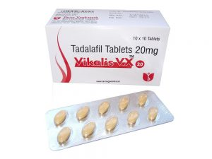 VIKALIS TABLETE 20MG